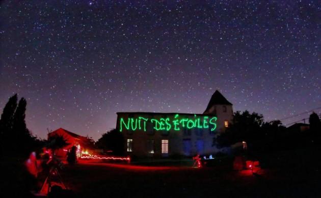 Nuits des étoiles 2013 au Manoir des Sciences de Réaumur