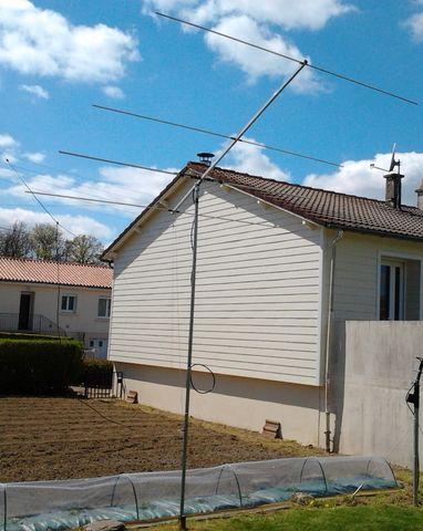 antenne yagi 50 Mhz
